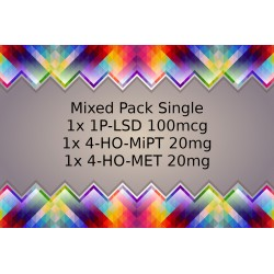 Mixed Pack Single